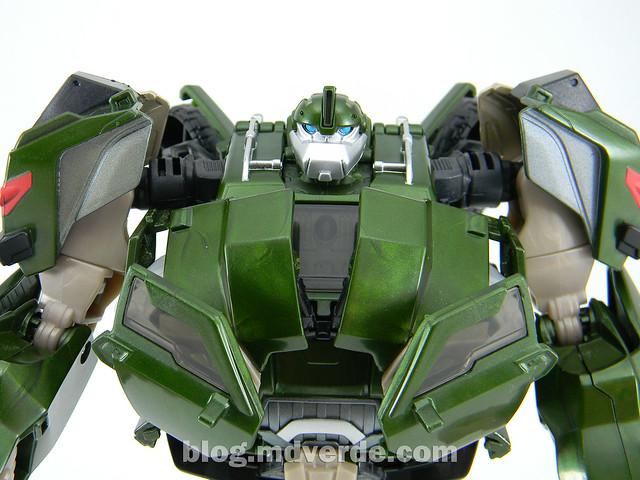 Transformers Bulkhead - Prime First Edition Takara - modo robot