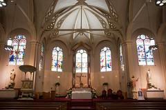 St. Landry Catholic Sanctuary - April 15 2012
