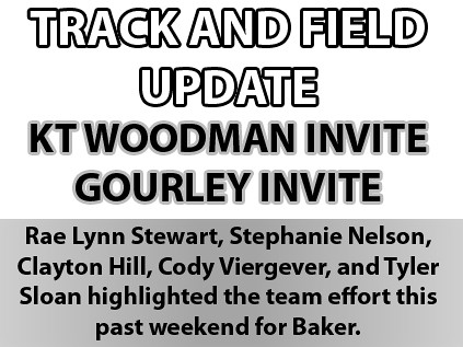 Track and Field Update