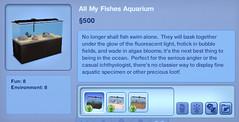 All My Fishies Aquarium