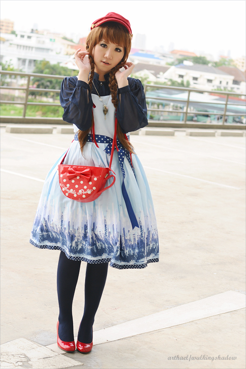 Casual Lolita 7110254117_f7966a3fc5_o