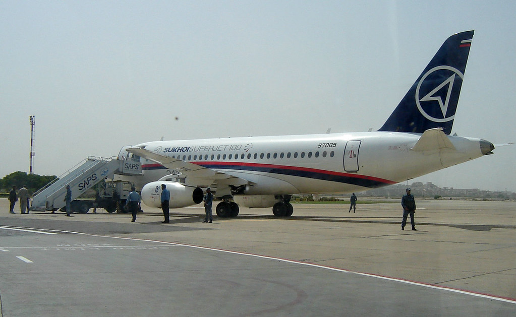 SSJ100-97005