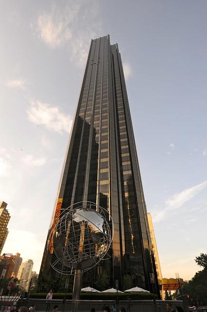 Trump International Hotel Tower New York City The
