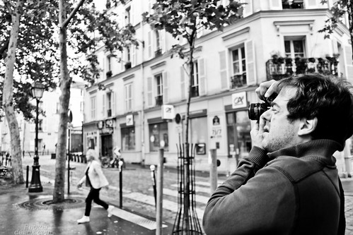 Paris Street Photography No.2 - Fuji X-Pro 1