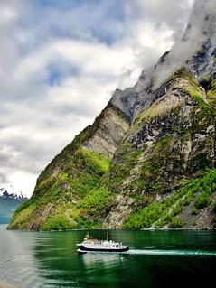 Cruising Norway Fyords