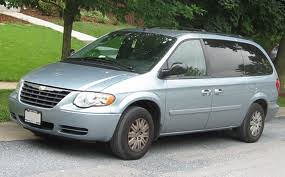 Chrysler Town & Country Minivan