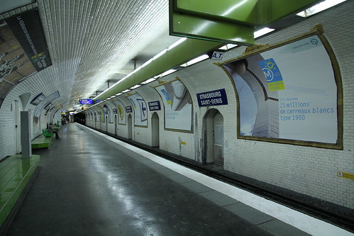 Strasbourg saint denis metro station line 8 paris - Lidl strasbourg saint denis ...