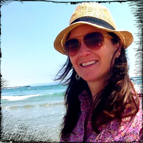 In Santa Monica,CA  Summer 2012