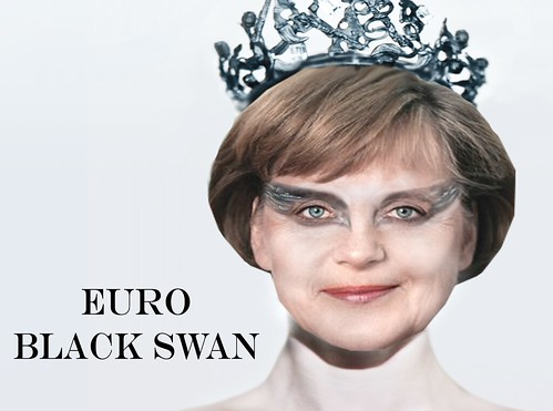 EURO BLACK SWAN by Colonel Flick
