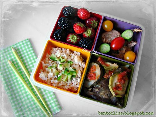Tian Provencal Bento