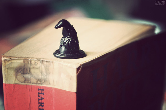Twenty-Six - 52. Sorting Hat