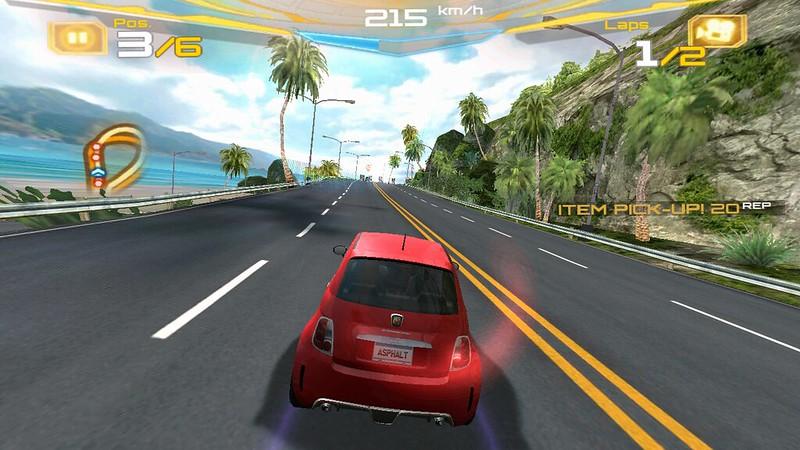 Image Asphalt 7 HD For Android v1.0.0 Apk