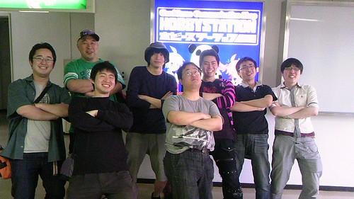 LMC Chiba Ekimae 420th : Top 8