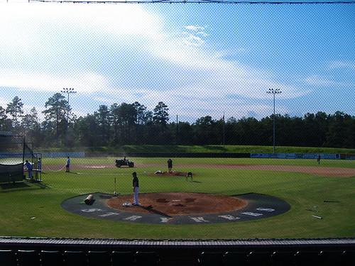 baseball collegebaseball woodlandsstrykers easttexaspumpjacks texascollegiateleague strykersstadium