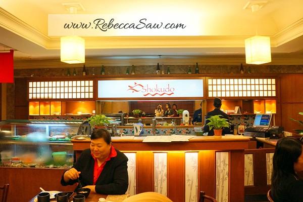 shokudo japanese restaurant - Armada Hotel-016