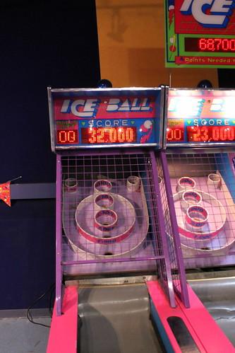 Skeeball High Score!! (347)
