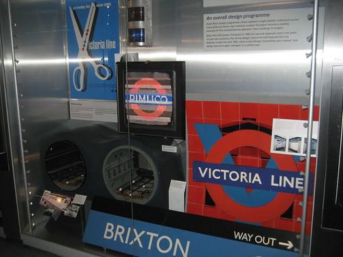 Victoria Line design