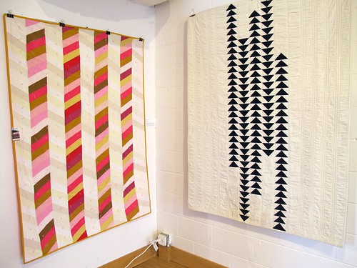seattle modern quilt guild exhibit at island quilter