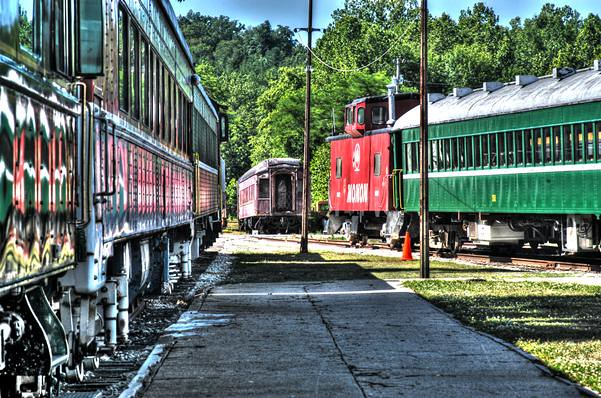 French lick railroad museum