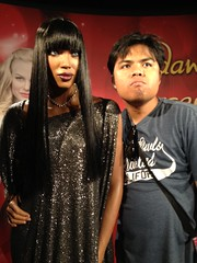 Madame Tussauds by Pat