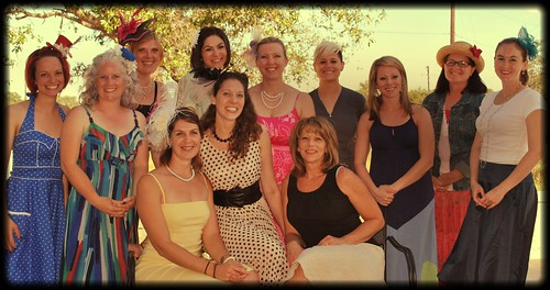 Pixie's bridal shower