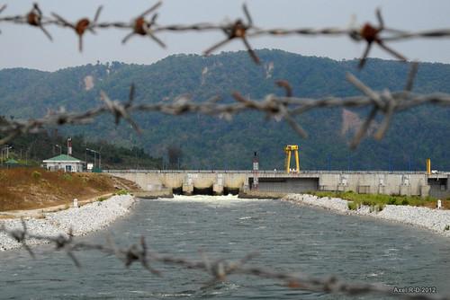 dam laos hydroelectric khammuan namtheun2powerstation