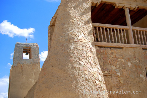 the church at Acoma Pueblo Sky City (2)