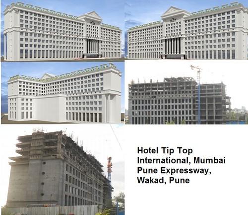 Indian Real Estate Hotel Tiptop International Wakad Pune