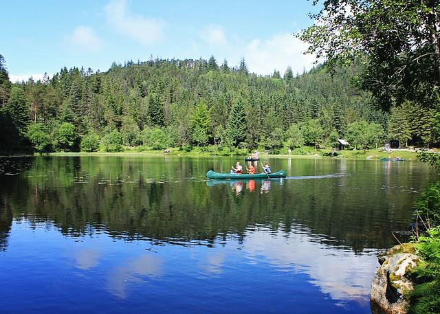 bergen canoe