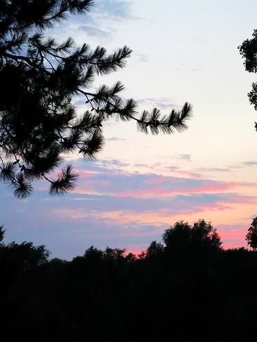 sunset minnesota stillwater
