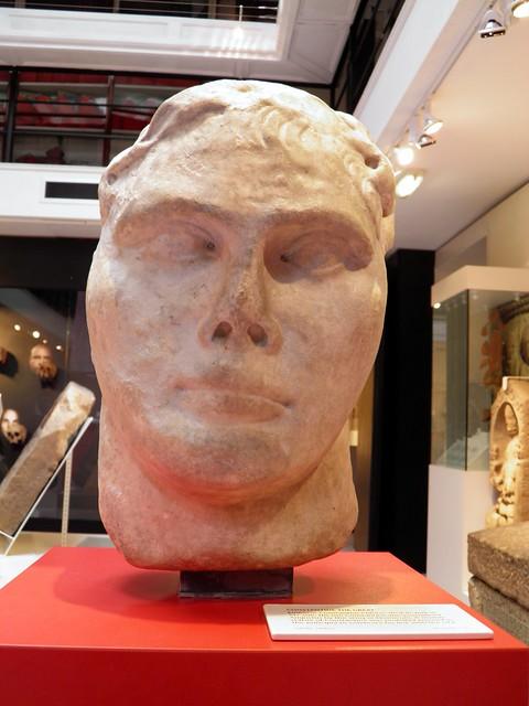 Constantine the Great, Yorkshire Museum, York (Eboracum)