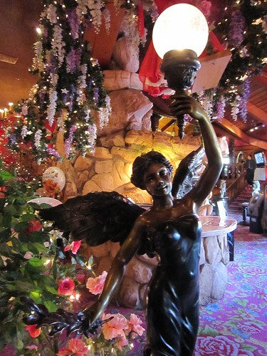 Madonna Inn Winged Angel