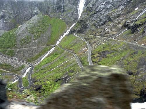 Fjorden (NO) - Geiranger-Trollstigen - Trollstigen