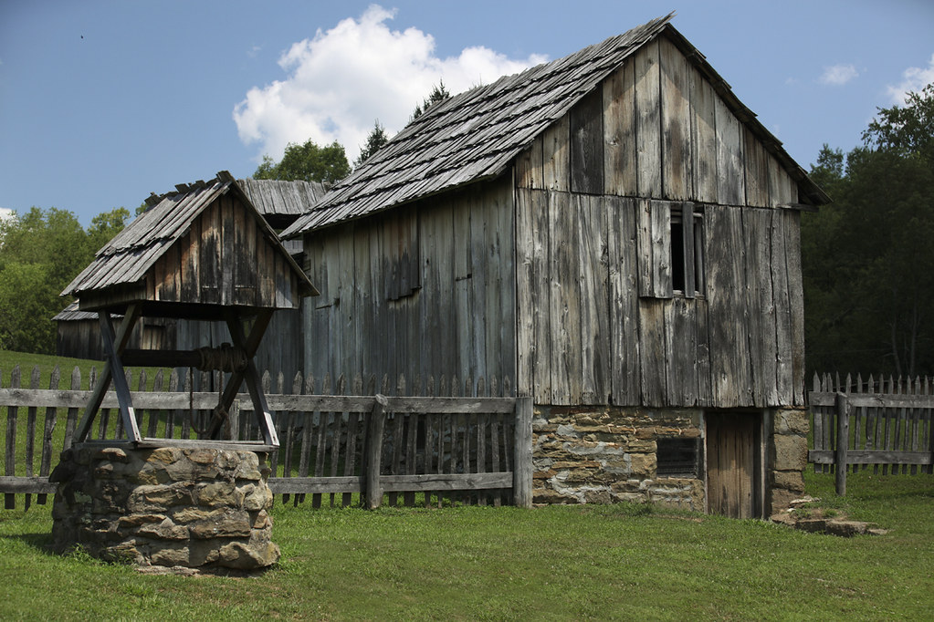 Milford Grant farm