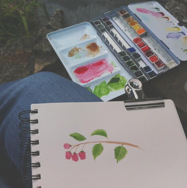 inspiring pinks