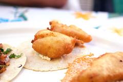 shrimp taco @ santos mariscos