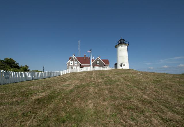 Lighthouse, Falmouth, MA