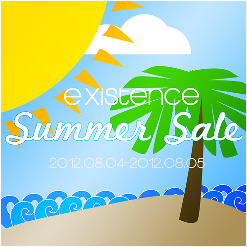 Existence Summer Sale