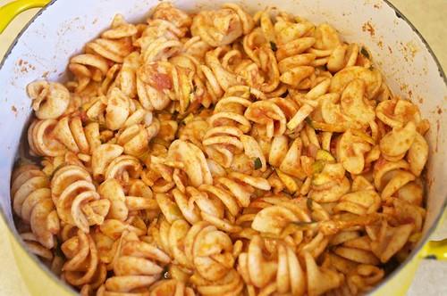 pasta frittata 1