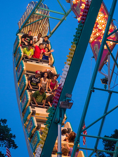 Kennett Carnival: A Hair Raising Ride
