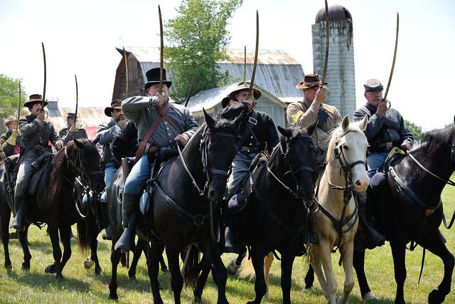 Civil war reproduction   Flickr - Photo Sharing!