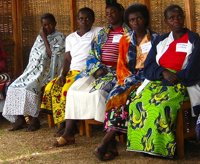 Human Rights Training- Widows