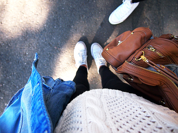Pieni Adidas Laukku : Sunday at lintsi mariannan