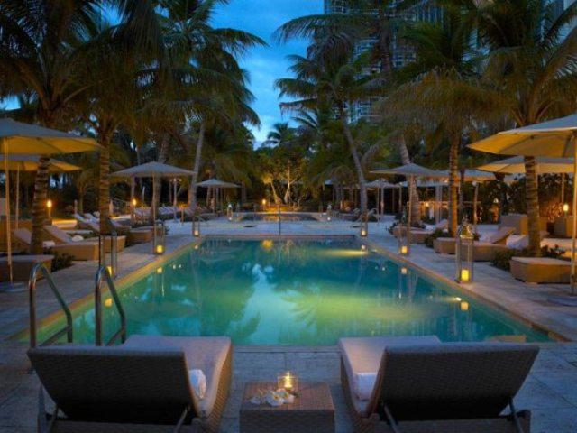 Miami Hotel Grand Beach - Piscina
