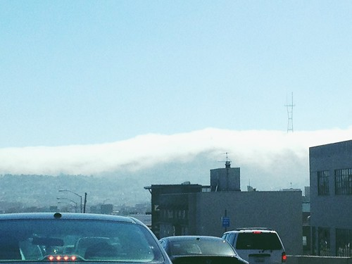 Hello Sutro tower. You look so small in camera