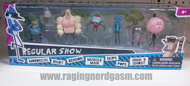 Regular Show Figures Jazwares 2 inch figures01