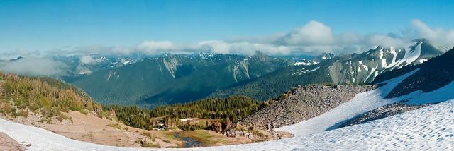 Frozen Lake Trail (pano)