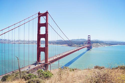 Golden Gate Bridge 2012