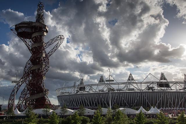 Olimpiadas Londres 2012 con Panasonic