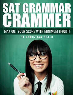 Add to Cart: SAT Grammar Crammer